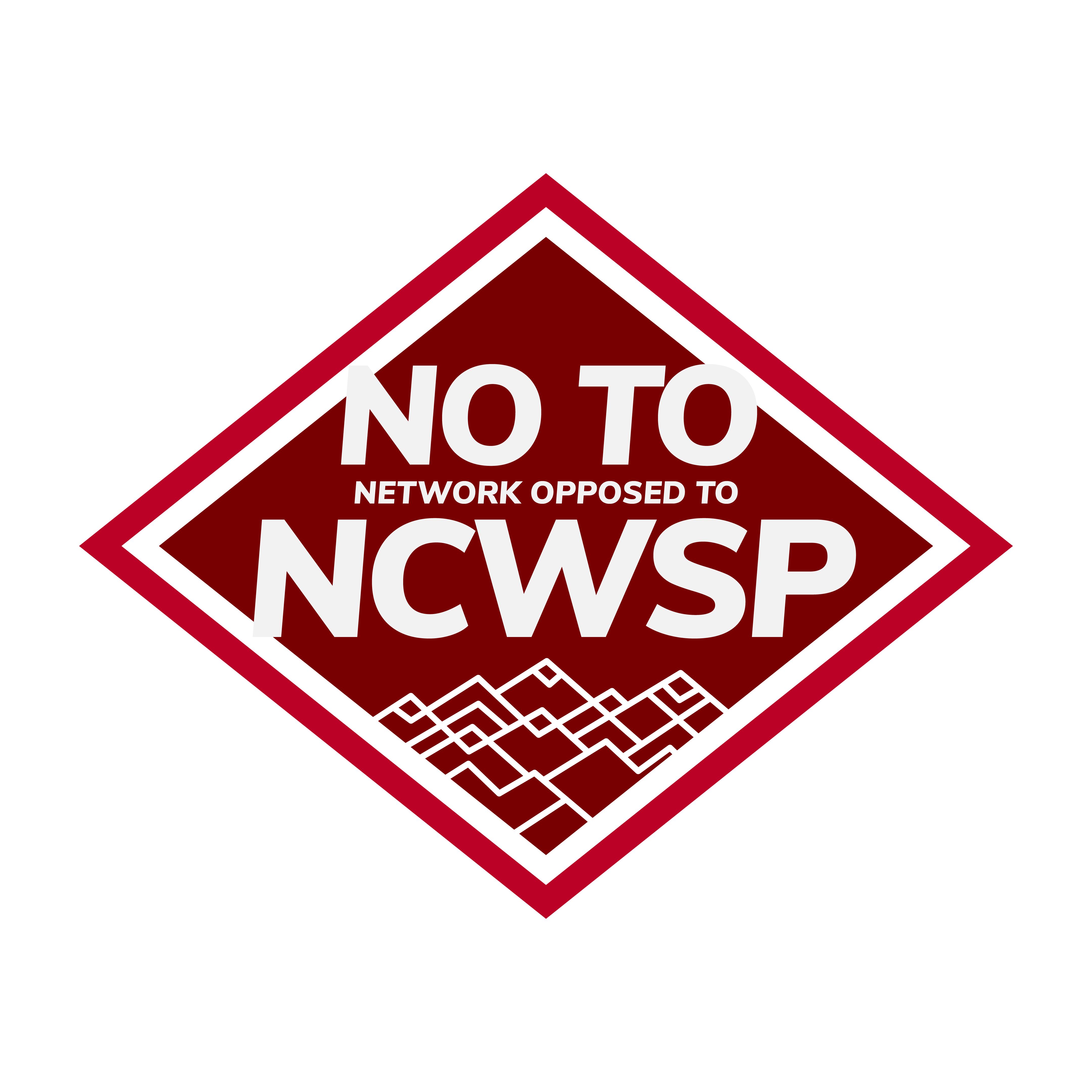 NO to NCWSP